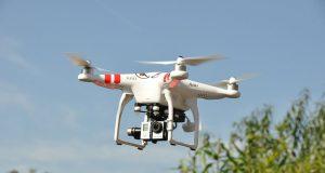 Drone pre flight check