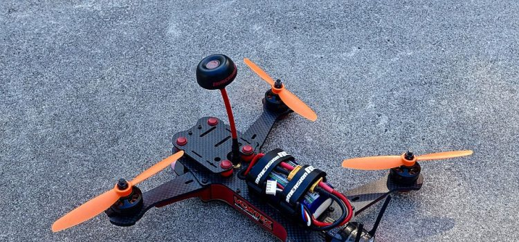 Drone Racing what is it? - Digital age Racing
