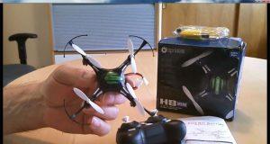 Eachine H8 Mini Quadcopter Unboxing