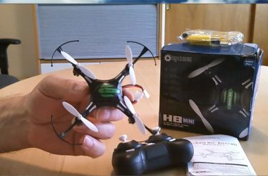 Eachine H8 Mini Quadcopter Unboxing