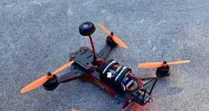 International Drone Racing Association IDRA