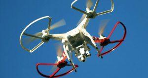 Twitter Periscope drone video