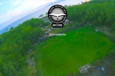 Hawaii State FPV Drone Racing Championships Olowalu Maui Hawaii