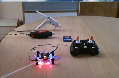 JJRC Eachine H8 Mini Quadcopter Modifications