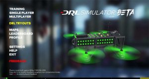 DRL Simulator Drone Racing Flight Simulator