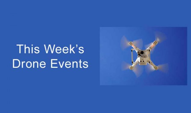 This Weeks Drone Events
