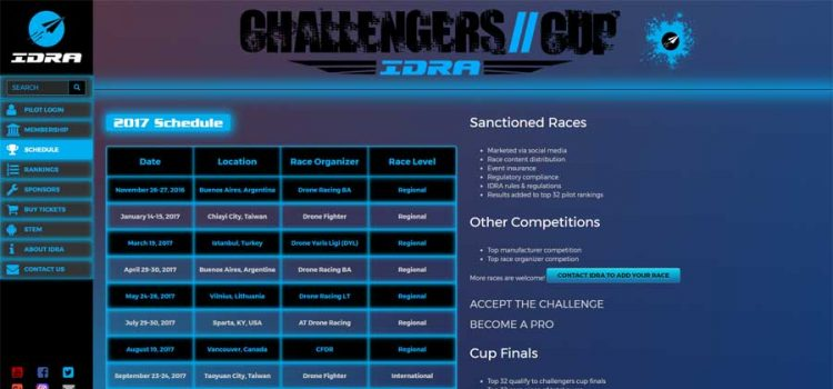 IDRA Challenger Cup 2017 Finals One Race Until Championship