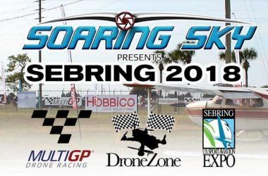 MultiGP Drone Racing-Season Opener Sebring 2018