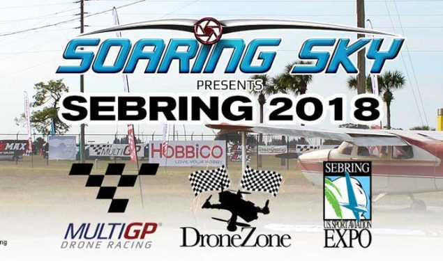 MultiGP Drone Racing Season Opener Sebring 2018
