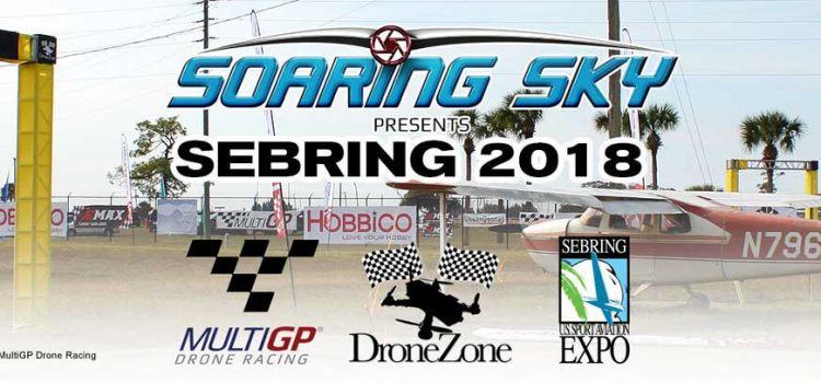 MultiGP Drone Racing-Season Opener Sebring 2018