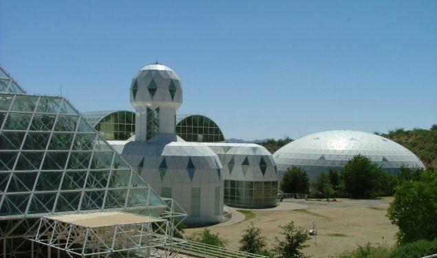 Drone Racing League DRL Announces Biosphere 2 Event
