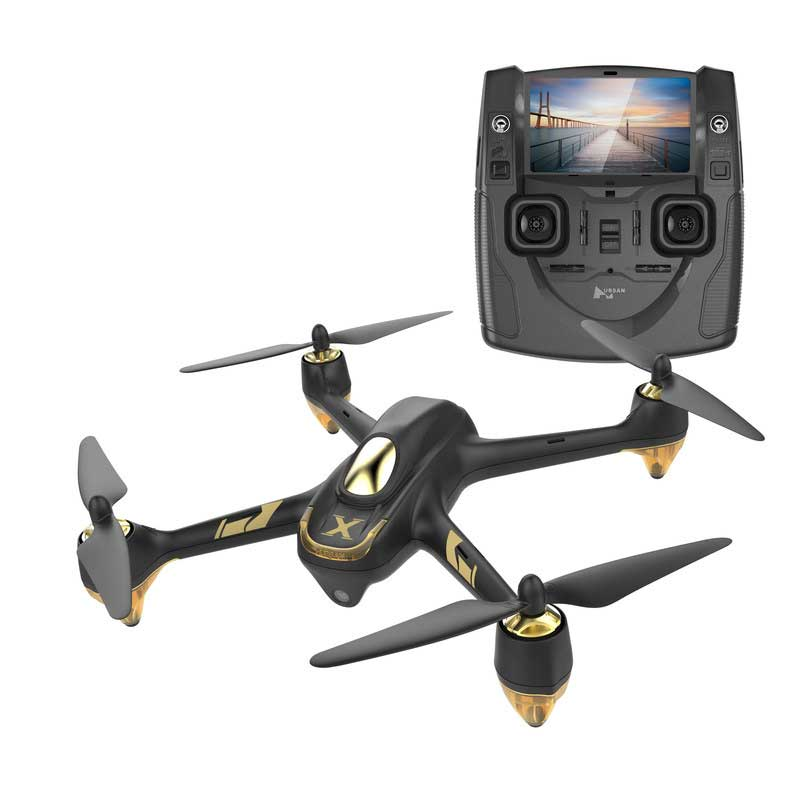 Hubsan H501A+ with controller