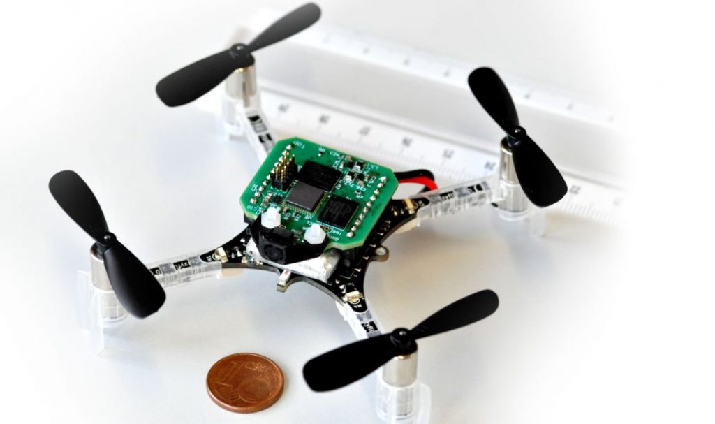 Autonomous Nano Drone