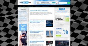 Drone Racing Life News