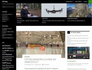 FPV blog news